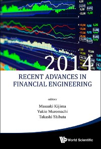 Cover Recent Advances In Financial Engineering 2014 - Proceedings Of The Tmu Finance Workshop 2014