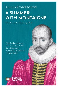 Cover A Summer with Montaigne