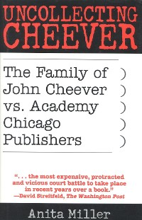 Cover Uncollecting Cheever