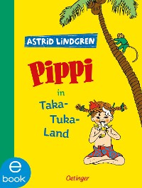 Cover Pippi in Taka-Tuka-Land