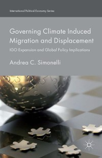 Cover Governing Climate Induced Migration and Displacement