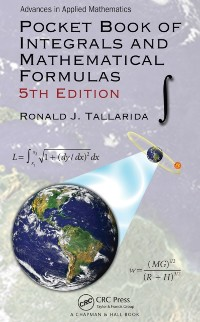 Cover Pocket Book of Integrals and Mathematical Formulas
