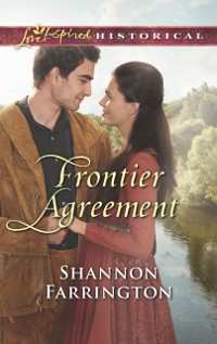 Cover Frontier Agreement (Mills & Boon Love Inspired Historical)