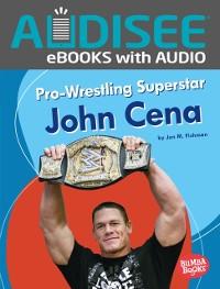 Cover Pro-Wrestling Superstar John Cena