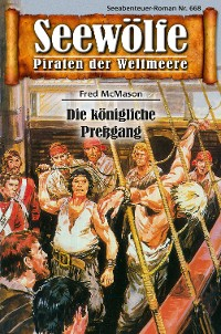 Cover Seewölfe - Piraten der Weltmeere 668