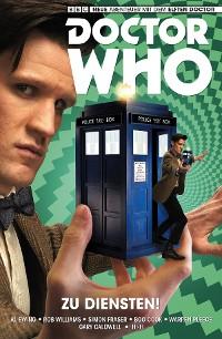 Cover Doctor Who Staffel 11, Band 2 - Zu Diensten!