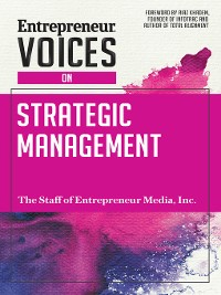 Cover Entrepreneur Voices on Strategic Management