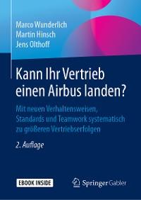 Cover Kann Ihr Vertrieb einen Airbus landen?