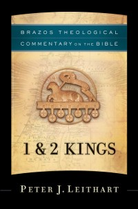 Cover 1 & 2 Kings (Brazos Theological Commentary on the Bible)