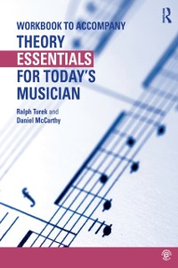 Cover Theory Essentials for Today's Musician (Workbook)