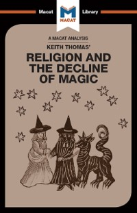 Cover Analysis of Keith Thomas's Religion and the Decline of Magic