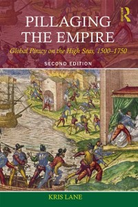 Cover Pillaging the Empire