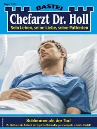 Cover Dr. Holl 1911 - Arztroman
