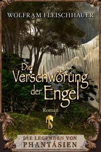 Cover Die Verschwörung der Engel