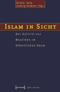 Cover Islam in Sicht