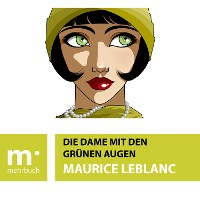 Cover Die Dame mit den grünen Augen