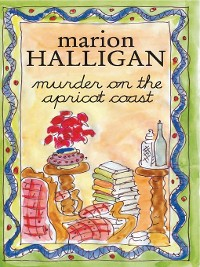 Cover Murder on the Apricot Coast