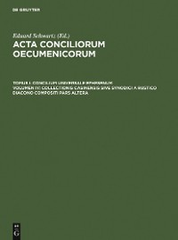 Cover Collectionis Casinensis sive synodici a Rustico diacono compositi pars altera