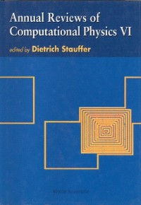 Cover Annual Reviews Of Computational Physics Vi
