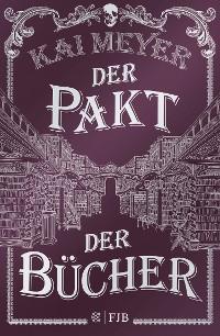 Cover Der Pakt der Bücher