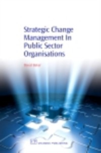 Cover Strategic Change Management in Public Sector Organisations