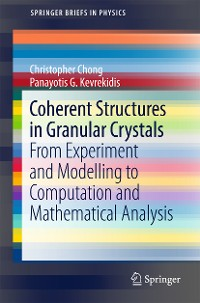 Cover Coherent Structures in Granular Crystals