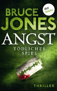 Cover ANGST - Tödliches Spiel