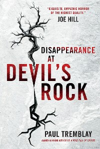 Cover Disappearance at Devil's Rock