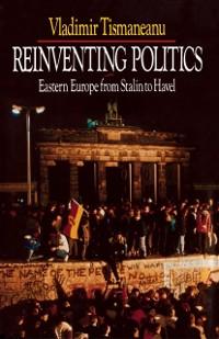 Cover Reinventing Politics