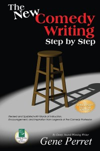 Cover The New Comedy Writing Step by Step