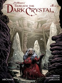 Cover Jim Henson's Beneath the Dark Crystal, Issue 8