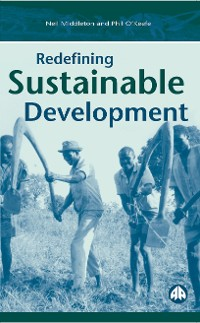 Cover Redefining Sustainable Development