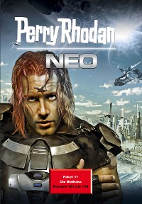 Cover Perry Rhodan Neo Paket 11: Die Methans