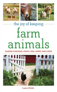 Cover Joy of Keeping Farm Animals
