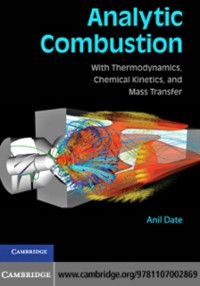 Cover Analytic Combustion