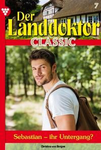 Cover Der Landdoktor Classic 7 – Arztroman