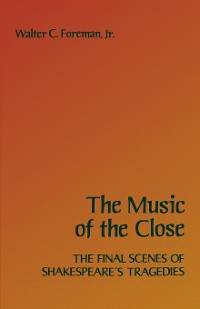 Cover The Music of the Close