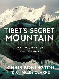 Cover Tibet's Secret Mountain