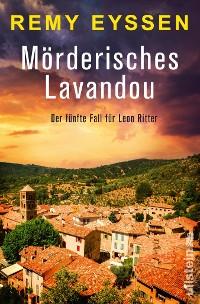 Cover Mörderisches Lavandou