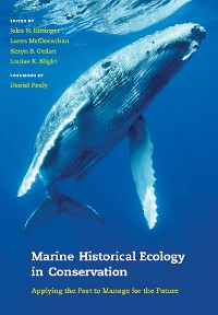 Cover Marine Historical Ecology in Conservation
