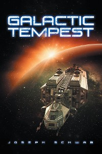 Cover GALACTIC TEMPEST