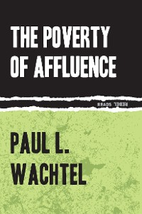 Cover The Poverty of Affluence