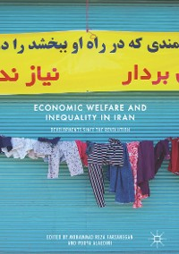 Cover Economic Welfare and Inequality in Iran