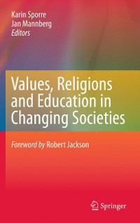 Cover Values, Religions and Education in Changing Societies