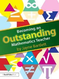 Cover Becoming an Outstanding Mathematics Teacher