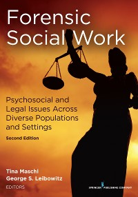 Cover Forensic Social Work, Second Edition