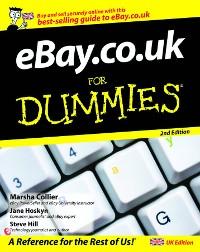 Cover eBay.co.uk For Dummies