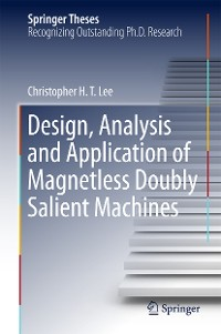 Cover Design, Analysis and Application of Magnetless Doubly Salient Machines