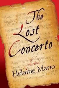 Cover The Lost Concerto