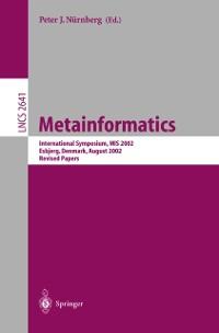 Cover Metainformatics